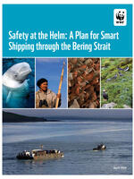Safety at the Helm: A Plan for Smart Shipping through the Bering Strait Brochure