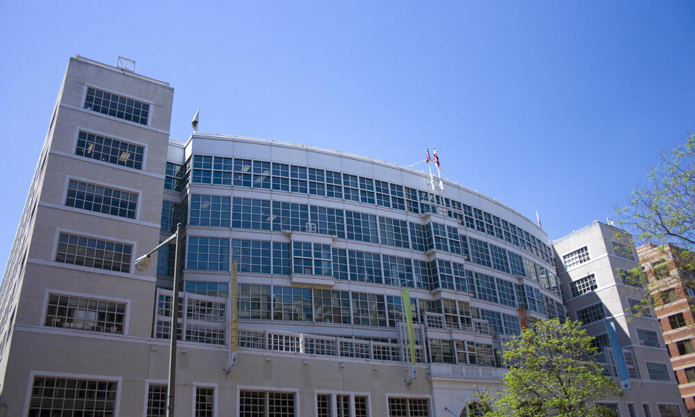 WWF Green HQ Photo Gallery building exterior