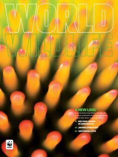 World Wildlife Magazine Fall 2021 cover