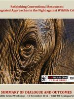 Wildlife Crime Experts Workshop: Summary Document Brochure