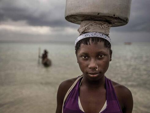 Up and down Mozambique's coast, fishermen cite the need to feed, clothe and educate their fami- lies as their most important goal.