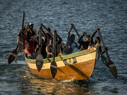 fishing boat mozambique