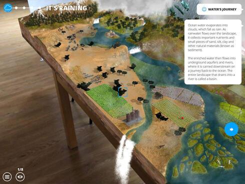 Free Rivers App Screenshot