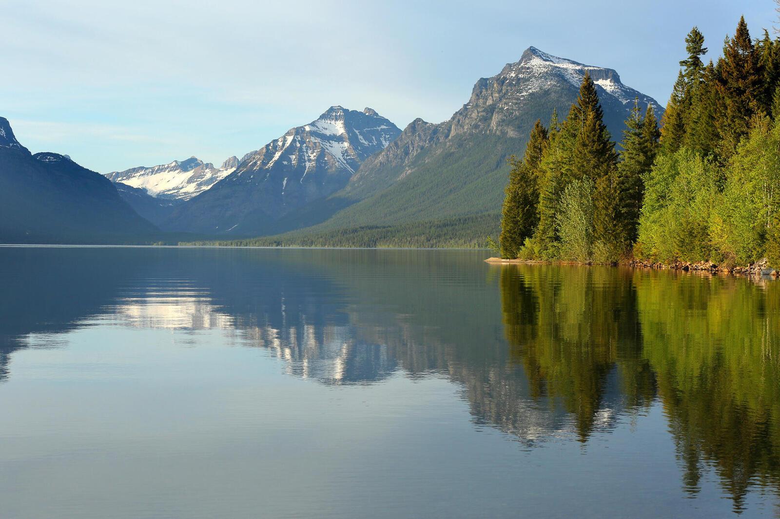 montana lake fall2017