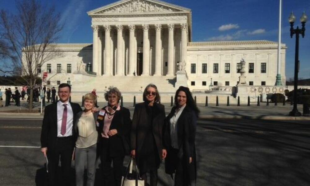 The next day, Partners had the opportunity to participate in one of two excursions. This group headed to Capitol Hill and, after a briefing, met with representatives from key congressional offices about the importance of international conservation.
