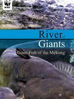River of Giants: Giant Fish of the Mekong  Brochure